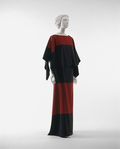 Afternoon Dress by Paul Poiret. 1923. Retrieved from: metmuseum.org