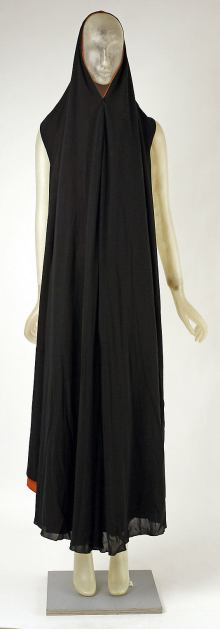 Cape Madeleine Vionnet. 1937. French. Silk. Retrieved from: metmuseum.org