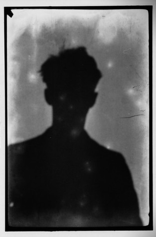 Shadow Self-Portrait Profile,  January 1927. Courtesy of Walker Evans Archive: metmuseum.org